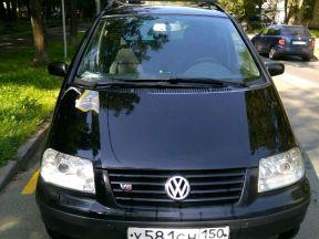 Volkswagen Sharan, 2002