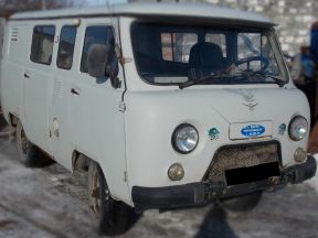 УАЗ 3909, 2004 фото-1