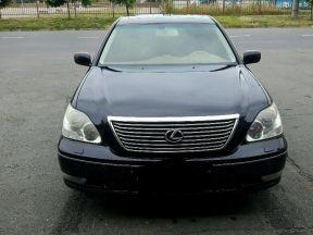 Lexus LS, 2004