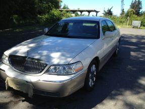 Lincoln Town Car, 2005
