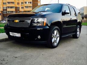 Chevrolet Tahoe, 2012