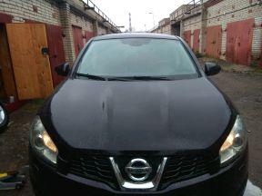Nissan Qashqai, 2012