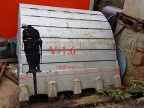 Ковш V-1.6 экскаваторный