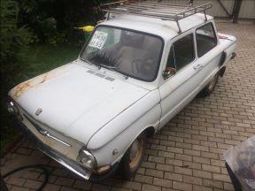 ЗАЗ 968 Запорожец, 1973