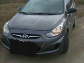 Hyundai Solaris, 2011