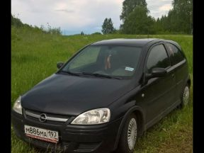 Opel Corsa, 2005 фото-1