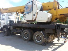 Продаём Автокран кс-45717А-1Р г/п 25 тонн