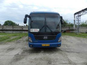 Автобус hyundai universe space