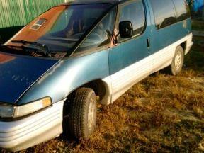 Pontiac Trans Sport, 1990