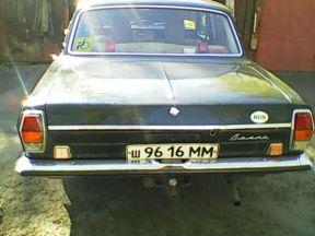 ГАЗ 24 Волга, 1977