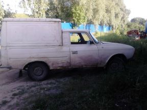 ИЖ 2715, 1988