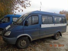 Газель 3221 пассажирский микроавтобус
