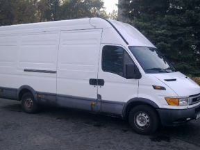 Iveco Daily, 2002