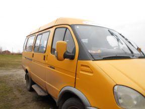 Газ 322132 автобус 13 мест