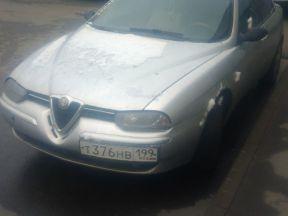 Alfa Romeo 156, 2000