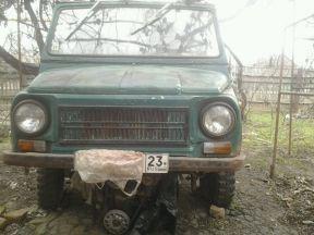 ЛуАЗ 969, 1981