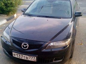 Mazda 6, 2006