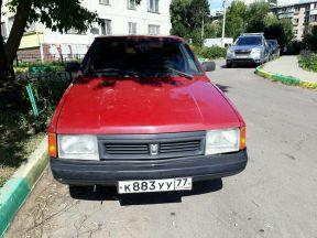 Москвич 2141, 1997