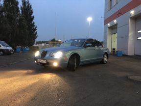 Jaguar S-type, 2006