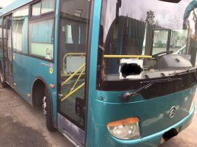 Пригородный/городской автобус Golden Dragon