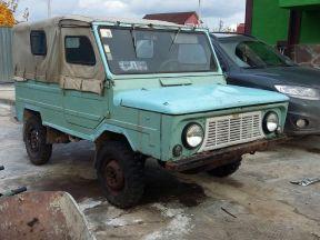 ЛуАЗ 969, 1977
