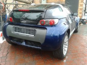 Smart Roadster, 2006