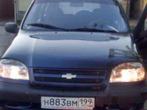 Chevrolet Niva, 2008 фото-1