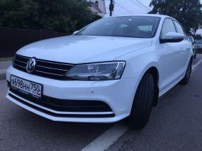 Volkswagen Jetta, 2017