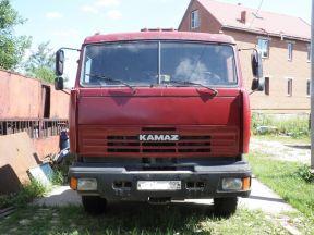 Седельный тягач Камаз 54115-015, 2007 г.в