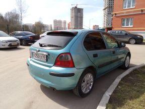 Rover 25, 2003