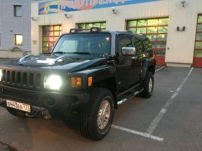 Hummer H3, 2007