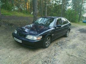 Saab 9-3, 2001