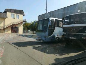 Temsa opalin 9 автобус