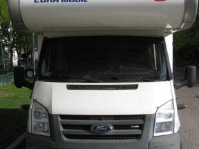 Автодом Eura-Mobil 580LS (зимний пакет опций) фото-1