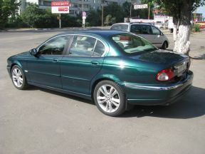 Jaguar X-type, 2007