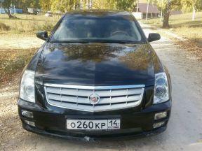 Cadillac STS, 2006