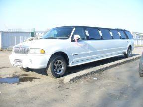 Lincoln Navigator, 1999