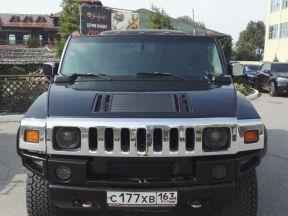 Hummer H2, 2002