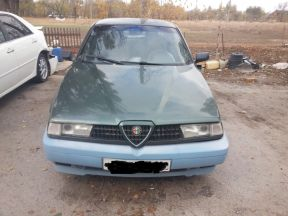 Alfa Romeo 155, 1993