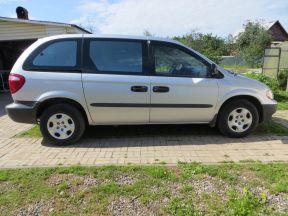 Dodge Caravan, 2003