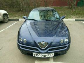 Alfa Romeo GTV, 2001