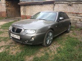 Rover 75, 2005