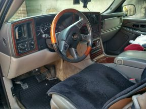 Cadillac Escalade, 2003