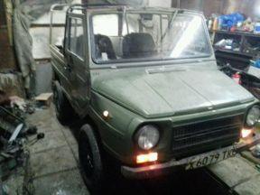 ЛуАЗ 969, 1990 фото-1