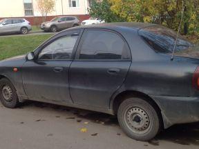 Chevrolet Lanos, 2008 фото-1