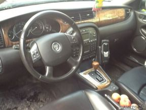 Jaguar X-type, 2005