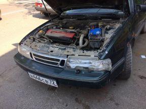 Saab 9000, 1997