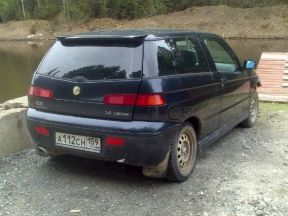 Alfa Romeo 145, 2000
