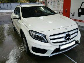 Mercedes-Benz GLA-класс, 2016