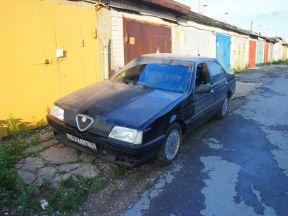 Alfa Romeo 164, 1992